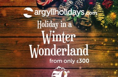Argyll Holidays will leave you feeling magical this Christmas
