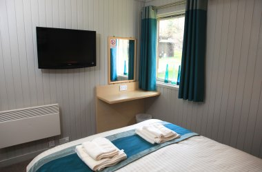 Rowan Comfort Plus Lodge - Double Room