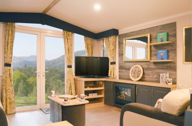 McCooravan at Argyll Holidays