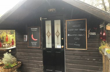 The UK's most remote curry shop?