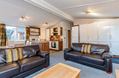 Ben Cruachan 3 Bedroom Lodge