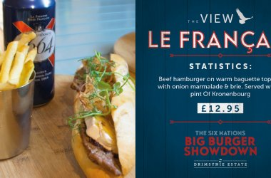 The Six Nations Big Burger Showdown