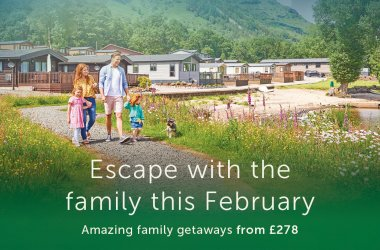 Escape this February