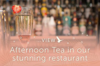 Free Glass of Fizz for Mums this Mother's Day