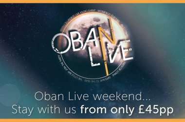 Oban Live Accommodation