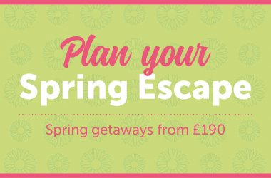 Plan Your Spring Escape