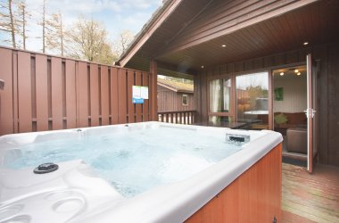 Beech Hot Tub Lodges