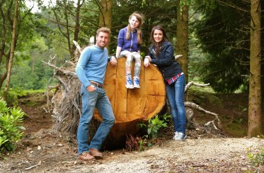 Autumn family breaks in Argyll