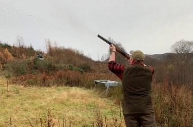 Clay Pigeon Shoot coming to Drimsynie Estate
