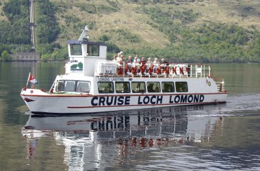 Cruise Loch Lomond - Weekend Sailings
