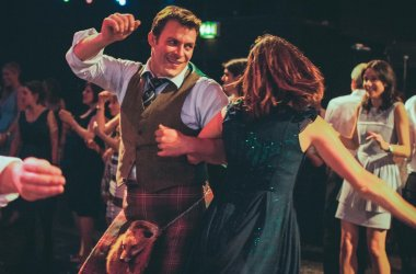 Burns Night Ceilidh at Argyll Holidays