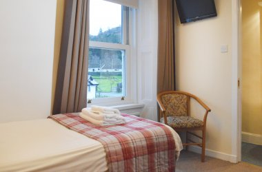 The Goil Inn - Single Room