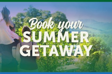 Book your Summer Getaway