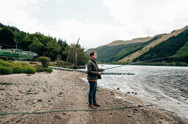 A Fan of Fishing? Argyll will have you Hooked